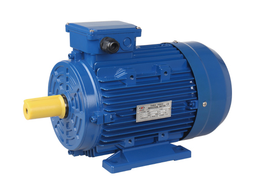MS THREE PHASE ALUMINIUM HOUSING MOTOR
